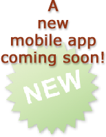 New mobile app coming soon!