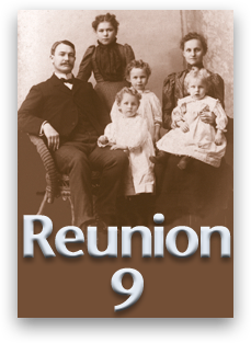 Reunion, family tree software for Macintosh